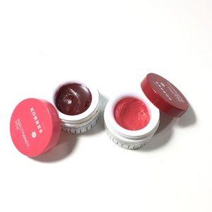 Korres Lip Butter Jar Wild Rose Pomegranate